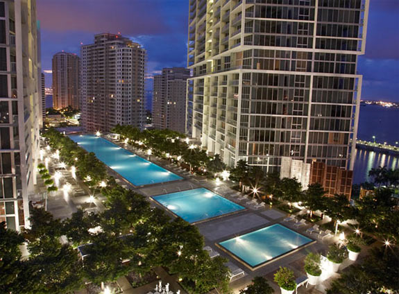viceroy miami pool The Best Miami <br>Hotel Swimming Pools