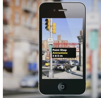 Review of Guidepal City App for iPhone, Android, Blackberry | Spot