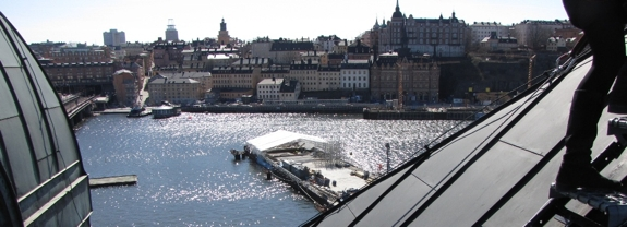 stockholm rooftop tour 88 Roof It Around Stockholm