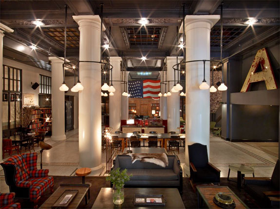 ace hotel nyc Borrow a Chromebook From <br>Virgin America, Ace Hotel