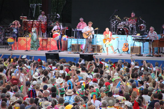buffett concert 1 Cool American Cultural Experiences <br>(You Wont Find In Your Guidebook)