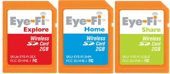 eyefi wifi camera 3 Cool Ways To Share Photos WHILE You Travel