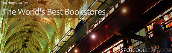 The World's Best Bookstores