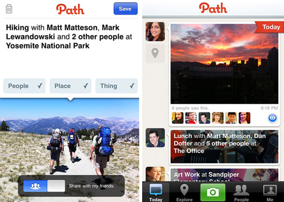 path photo sharing travel 3 Cool Ways To Share Photos WHILE You Travel