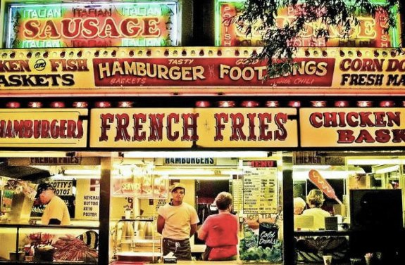 state fair food 5 In America Only Cultural Travel Activities