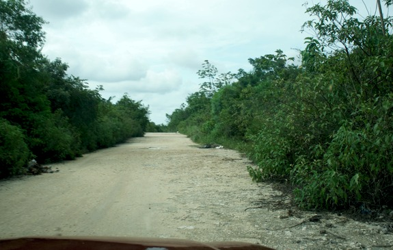 holbox driving directions 2 Isla Holbox Driving Directions: <br>Cancun Airport to Chiquila Ferry Port
