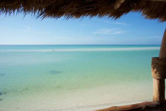 holbox room view On Isla Holbox, Luxury at the Last Place on Beach