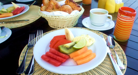 las nubes holbox breakfast On Isla Holbox, Luxury at the Last Place on Beach