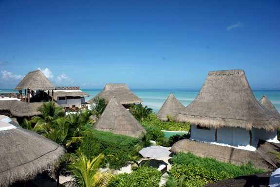 On Isla Holbox, Luxury at the Last Place on Beach