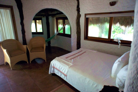 las nubes holbox room 1 On Isla Holbox, Luxury at the Last Place on Beach