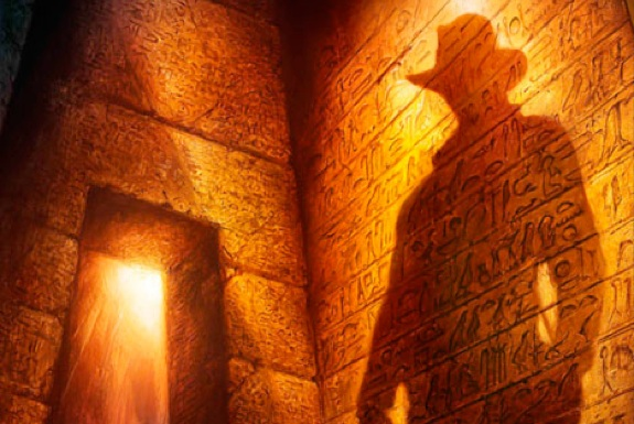 A Visit With Indiana Jones <br />and the Adventure of Archaeology