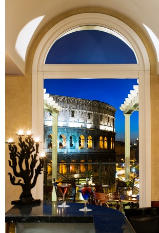 palazzo manfredi rome s1 The Best View from a <br>Hotel Room in Rome