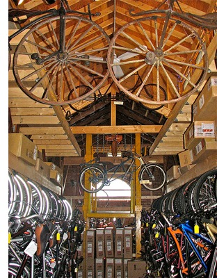 best bike shop vt s 6 Cool Bicycle Stores