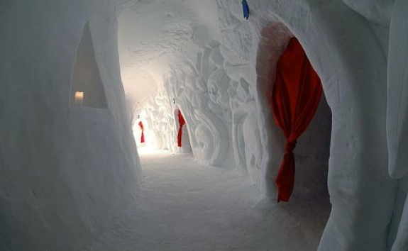 unusual hotel igloo 1 The Igloo Rooms of Iglu Dorf
