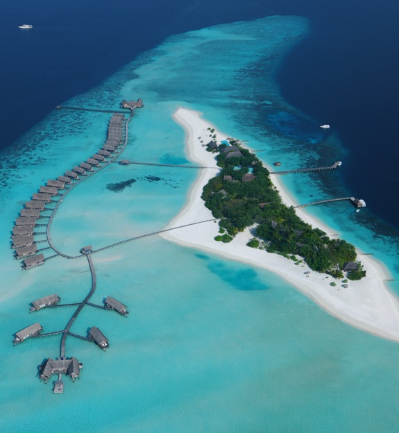 Review of cocoa island maldives uncommon honeymoon resort spot cocoa island maldives 2 the luxurious boat room resort sciox Gallery