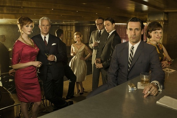 A New York City Night Out, <br />Mad Men-Style