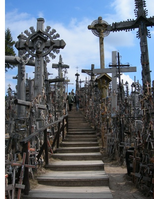 hill crosses travel s The Hill of Crosses