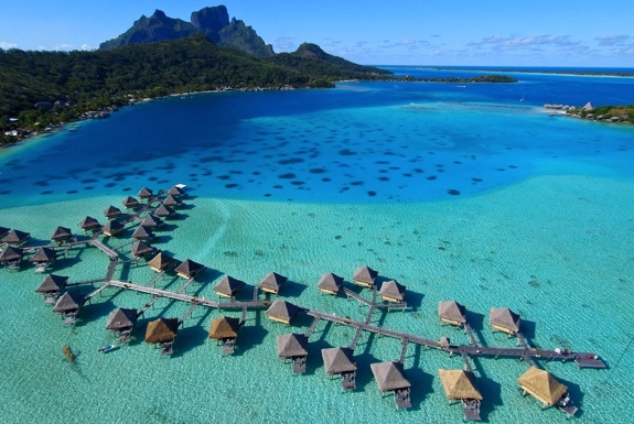 A Comparison of Bora Bora's Outstandingly Cool-Looking Resorts