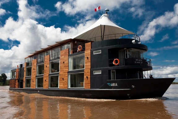 The Luxurious, Remote Amazon River Cruise