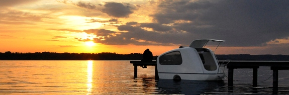sealander amphibious trailer 1 5 Cool Camping Trailers