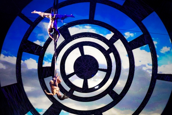 See Cirque du Soleil—For Free