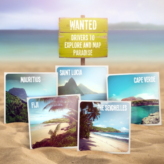 tomtom seychelles job Sponsored Video: Get Hired to Map a Tropical Paradise