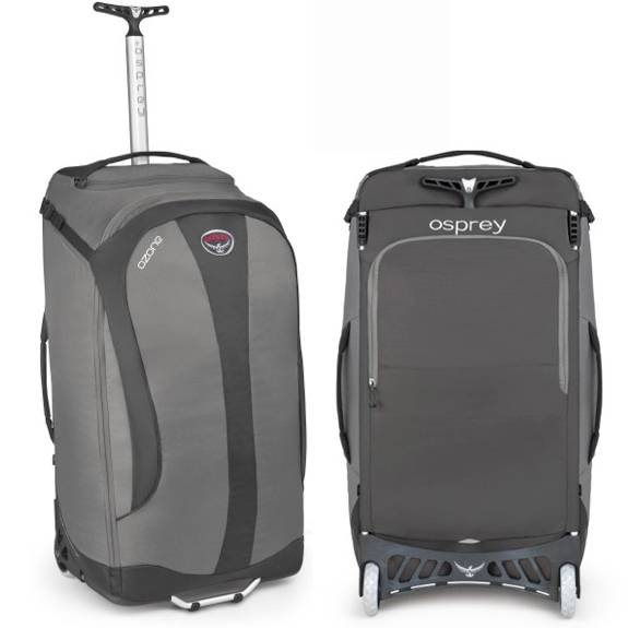 Review of the Osprey Ozone Lightweight Wheeled Carry-On Pack ...