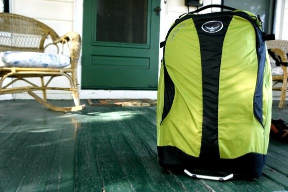 The Super Lightweight Osprey Ozone Carry-On