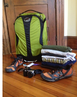 osprey ozone review packing s The Super Lightweight Osprey Ozone Carry On