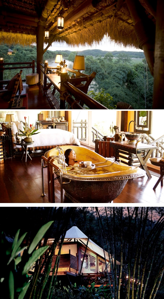 review four seasons tented camp thailand The Elephant Four Seasons