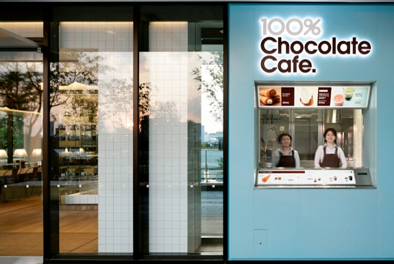 The 100% Chocolate Cafe