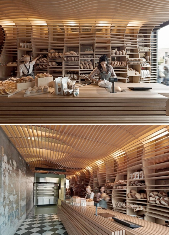 cool bakery architecture australia The Worlds Best Bakeries