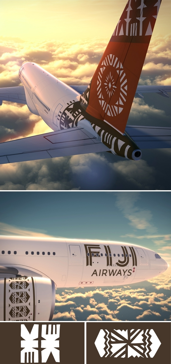fiji airways 2013 rebranding exterior Fiji Airways: The Worlds Next Cool Airline?