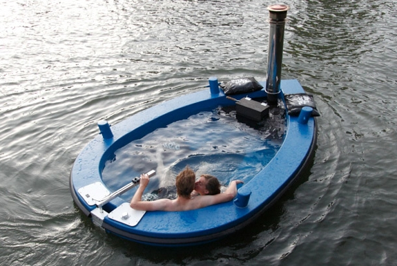 How To Go Boating in a Hot Tub