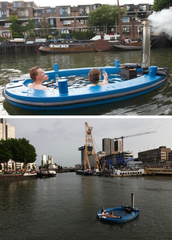 hot tug boat holland 2 How To Go Boating in a Hot Tub
