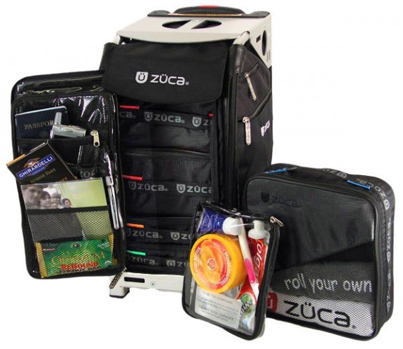 zuca pro travel 2 575x498 The Best Wheeled Carry On Bags
