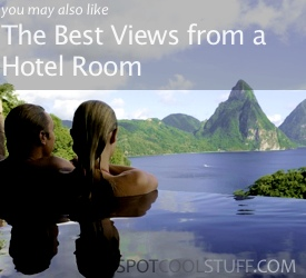 intra hotelviews 275 Oslos Wildest Hotel Room