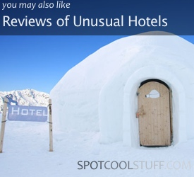 intra unusual 275 Norways Landscape Hotel