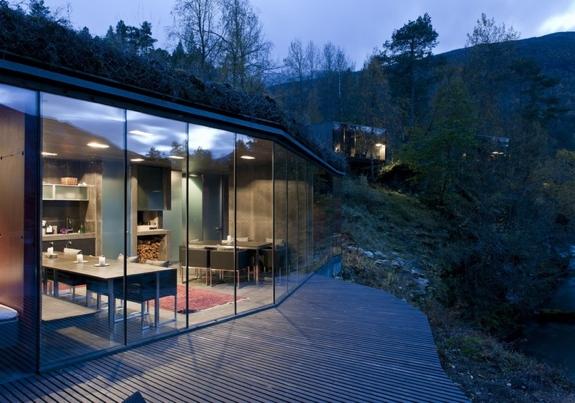 juvet hotel review scene Norways Landscape Hotel