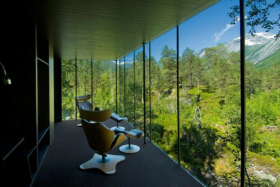 Norway&#8217;s Landscape Hotel