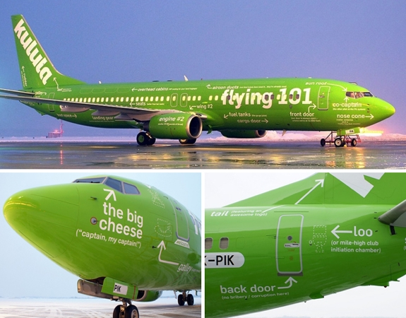 kulula funny livery The Worlds Coolest Airlines
