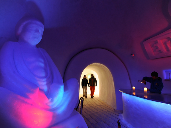 apres ski ice bar austria Cool Apres Ski Destinations