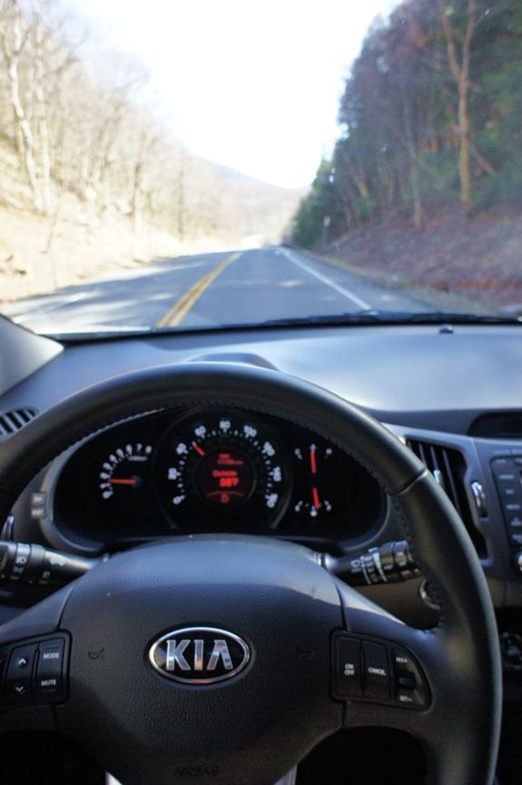 kia sportage catskills A Family Road Trip Around the Catskills