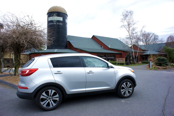 emerson kia sportage The Emerson Resort and the Worlds Largest Kaleidoscope