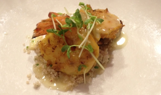 craigie shrimp couscous Getting Whimsical at Craigie on Main
