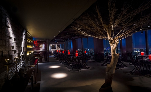 hutong shard london The Shard Lifts London Restaurants to New Heights