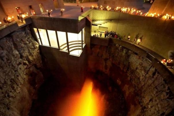 volcano france theme park 3 Cool Theme Parks in France <br>(Youve Probably Never Heard of)