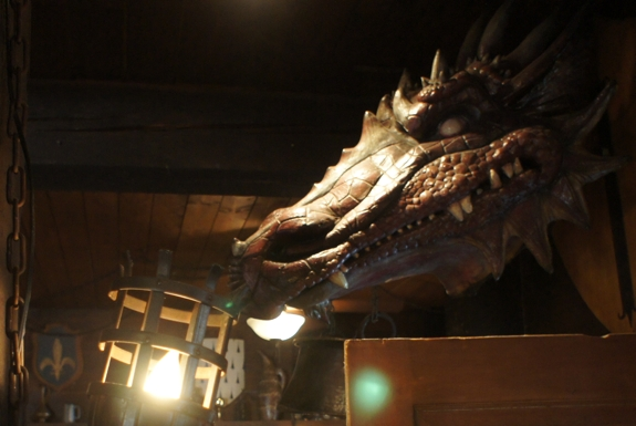 Montreal's Dragon Restaurant