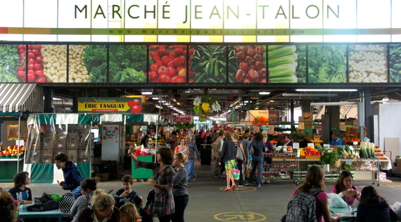marche jean talon market montreal Montreal Family Travel