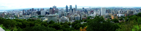 montreal skyline panorama l1 Montreal Family Travel